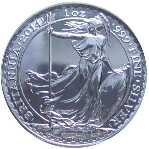 Grosbritannien-2-Pounds-Britannia-2014-1-Oz-Silber